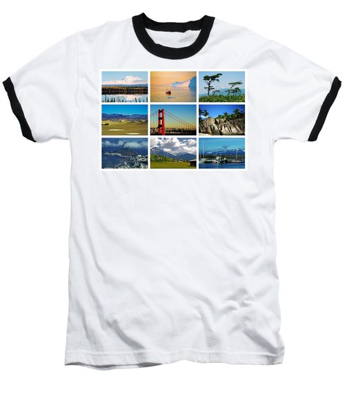 My Wonderful World ... Baseball T-Shirt