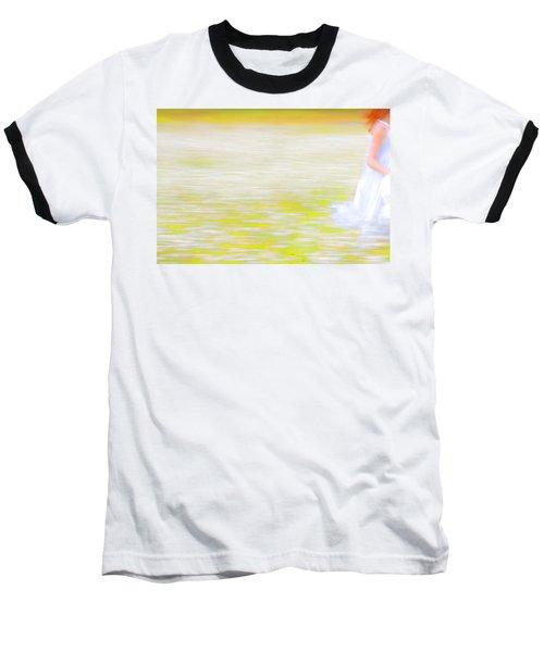 Wherever She Ran Baseball T-Shirt