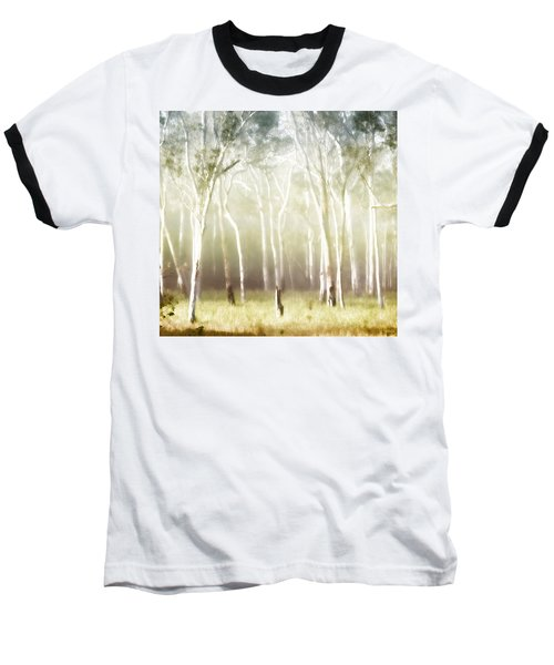 Whisper The Trees Baseball T-Shirt