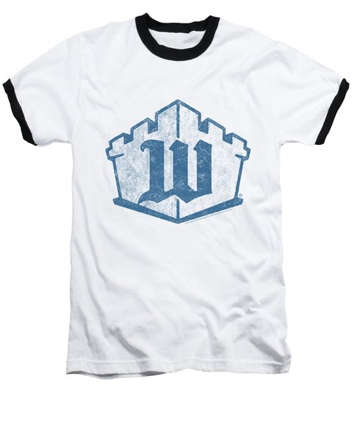 White Castle - Monogram Baseball T-Shirt by Brand A