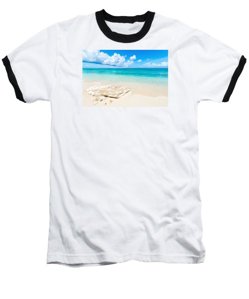 White Sand Baseball T-Shirt