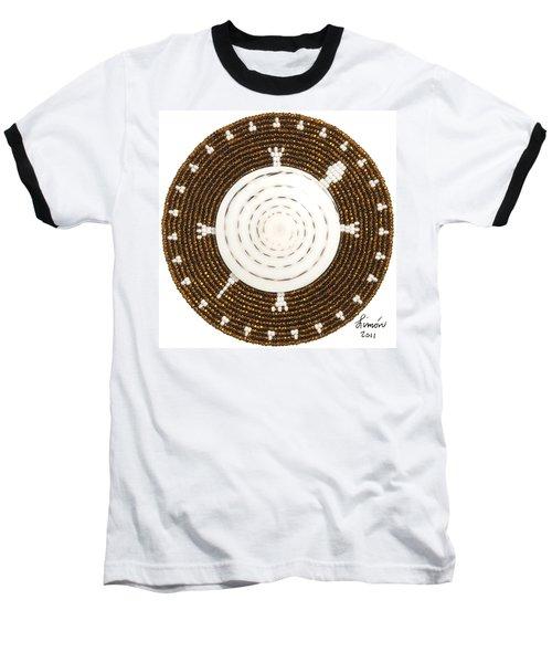 White Shell Baseball T-Shirt