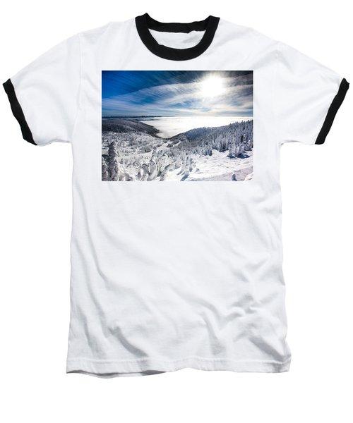 Whitefish Inversion Baseball T-Shirt