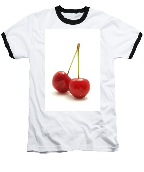 Wild Cherry Baseball T-Shirt