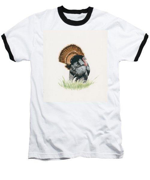 Wild Turkey Baseball T-Shirt