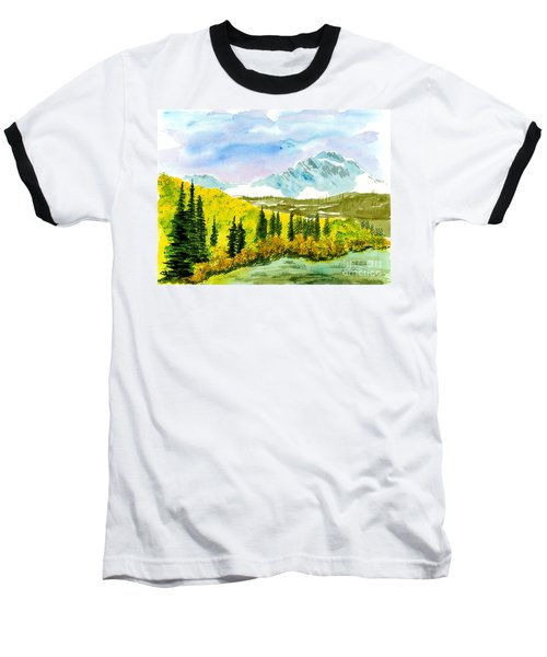 Willard Peak Baseball T-Shirt
