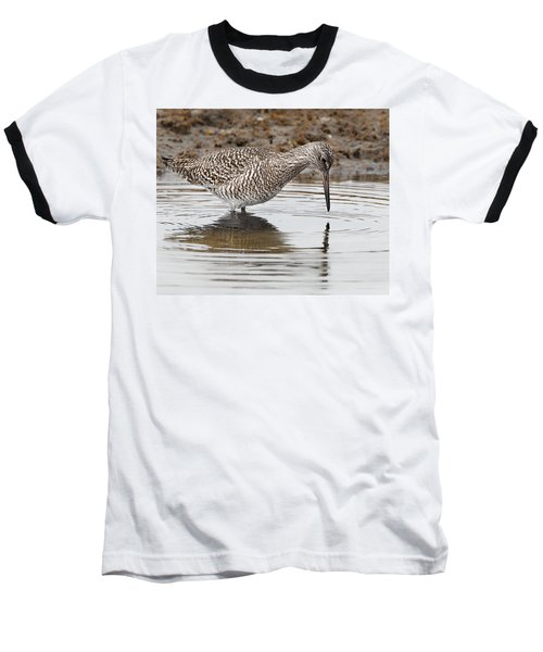 Willet Baseball T-Shirt by Bill Wakeley
