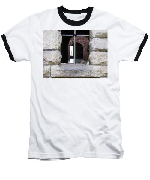 Window Watcher Baseball T-Shirt
