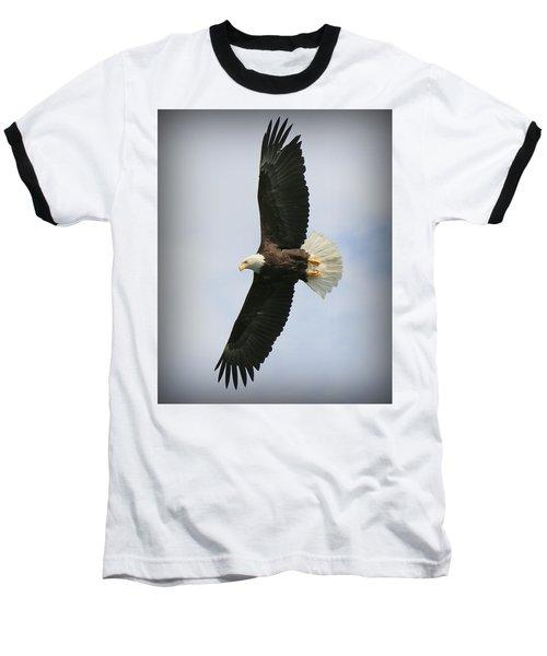 Wings Baseball T-Shirt
