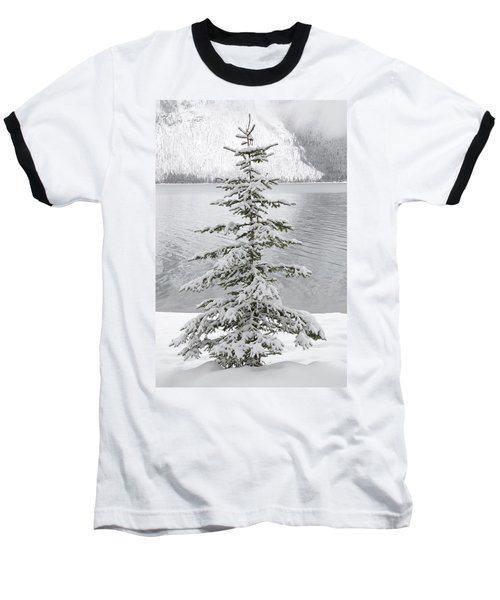 Winter Decor Baseball T-Shirt