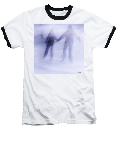 Winter Illusions On Ice - Series 1 Baseball T-Shirt