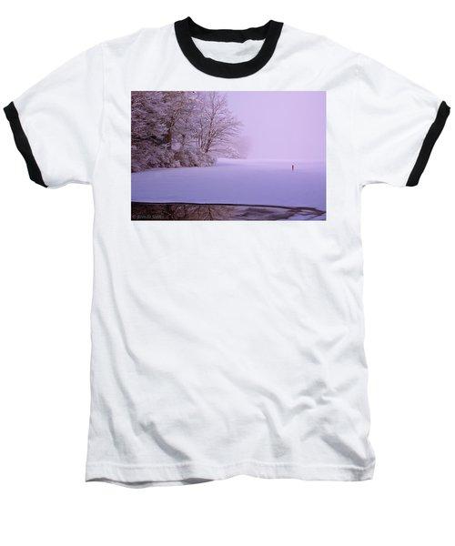 Winter Solstice Baseball T-Shirt