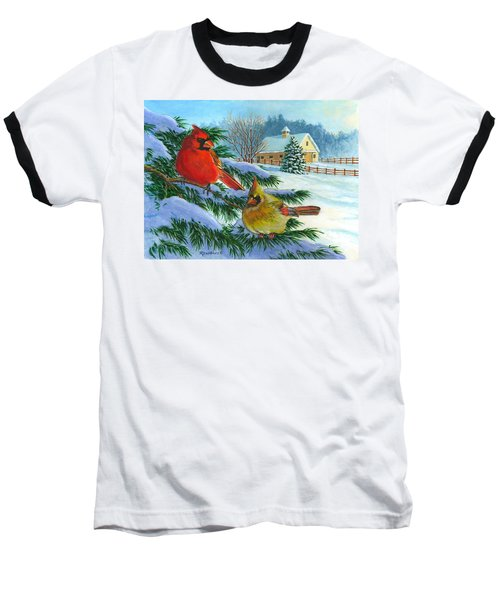 Winterlude Baseball T-Shirt
