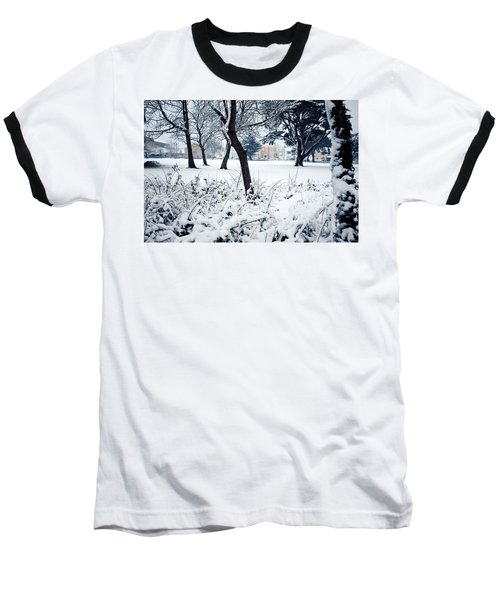 Winter's Blanket Baseball T-Shirt