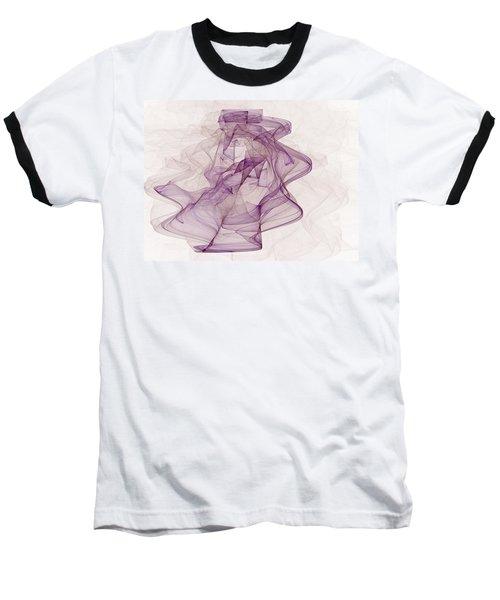 Woman With Hat Baseball T-Shirt