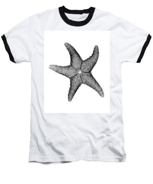 X-ray Of Starfish Baseball T-Shirt