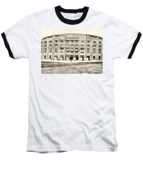 Yankee Stadium Baseball T-Shirt