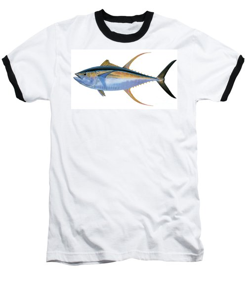 Yellowfin Tuna Baseball T-Shirt