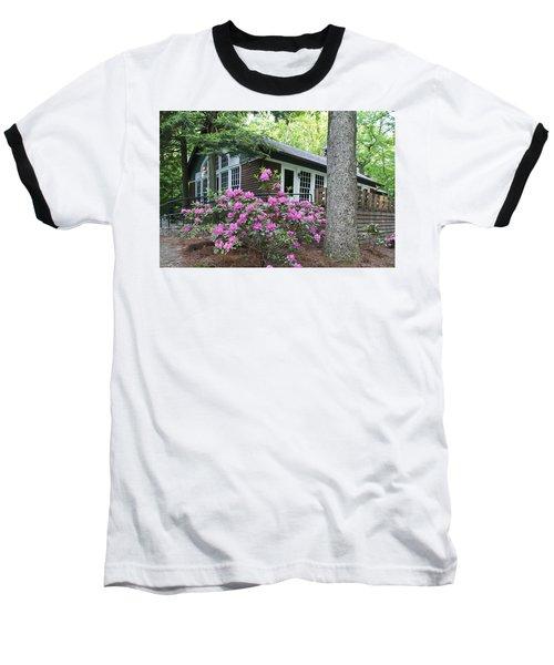 Little Brown Church In Spring Baseball T-Shirt