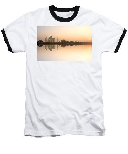 Baseball T-Shirt featuring the photograph Taj Mahal  by Luciano Mortula