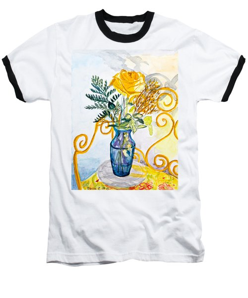 The Blue Vase Baseball T-Shirt