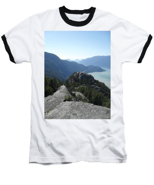 The Chief Baseball T-Shirt by Michael Standen Smith