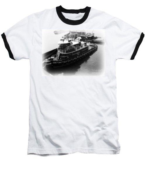 Tug  Baseball T-Shirt