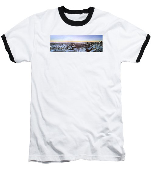 Sentinels At Dawn Baseball T-Shirt