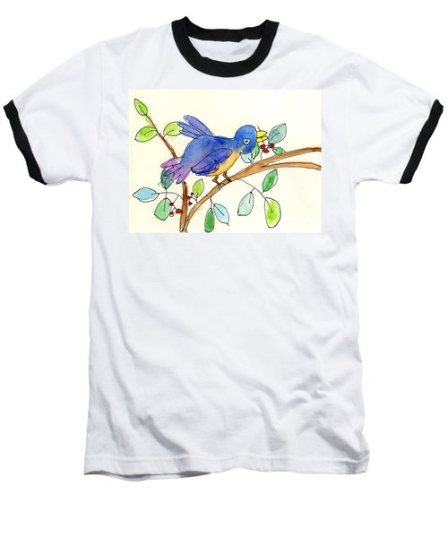A Bird Baseball T-Shirt