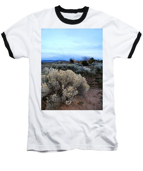A Desert View After Sunset Baseball T-Shirt