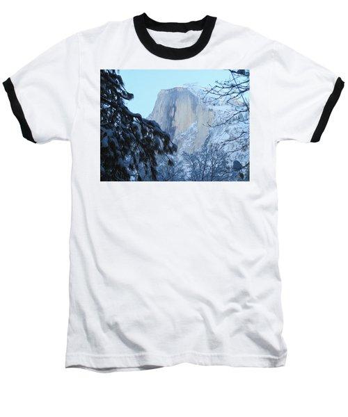 A Glimpse Through The Trees Baseball T-Shirt by Heidi Smith