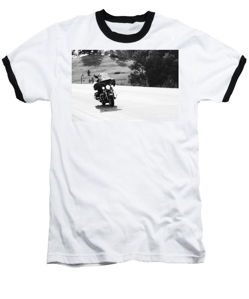 A Peaceful Ride Baseball T-Shirt