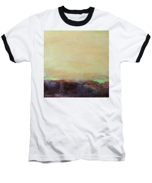 Abstract Landscape - Rose Hills Baseball T-Shirt