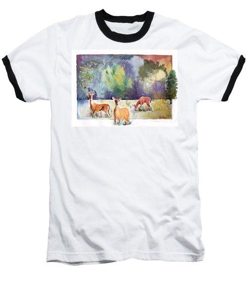 Alert Baseball T-Shirt