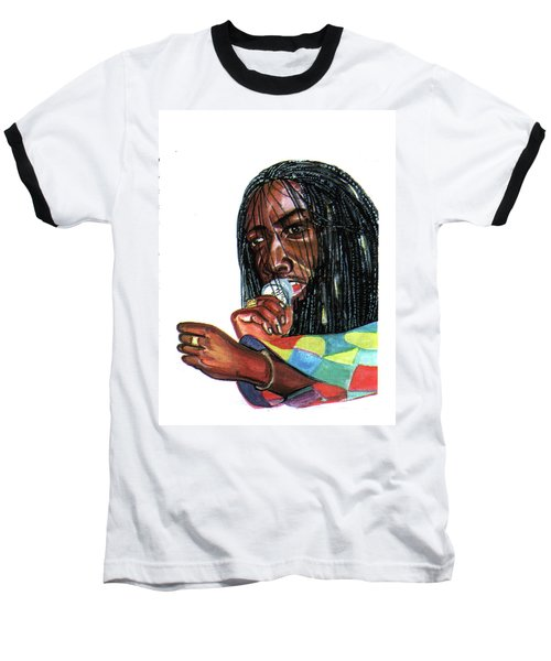 Alpha Blondy Baseball T-Shirt