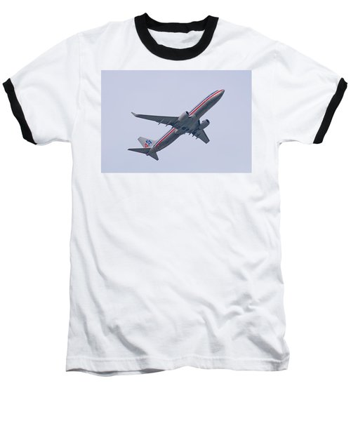 American Airlines Baseball T-Shirt