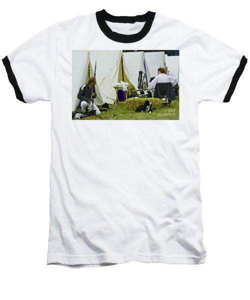 American Camp Baseball T-Shirt