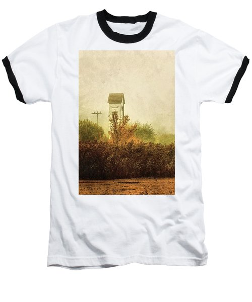 Ancient Transformer Tower Baseball T-Shirt