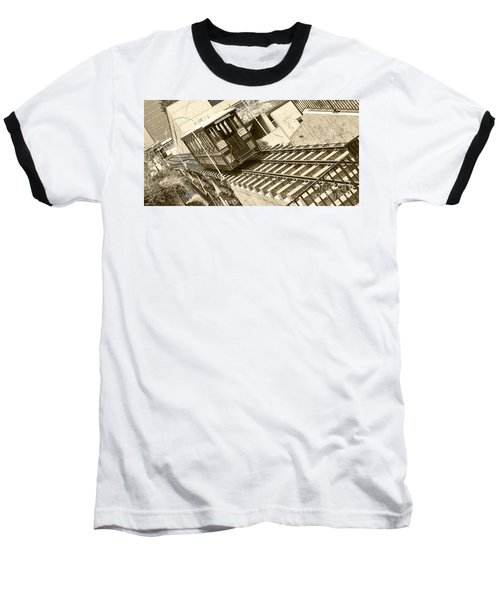 Angels Flight Baseball T-Shirt
