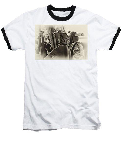 Army Motorcycle Baseball T-Shirt