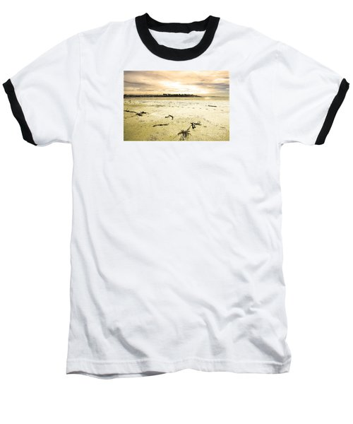 At Caroline Bay Timaru New Zealand Baseball T-Shirt by Nareeta Martin