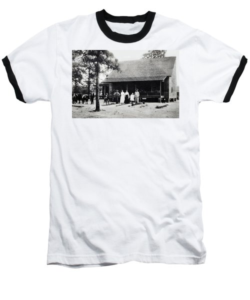 At Home  Baseball T-Shirt