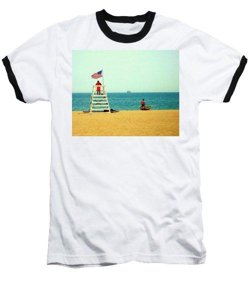 Baywatch Baseball T-Shirt