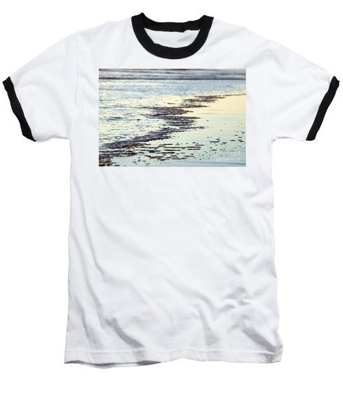 Beach Water Baseball T-Shirt