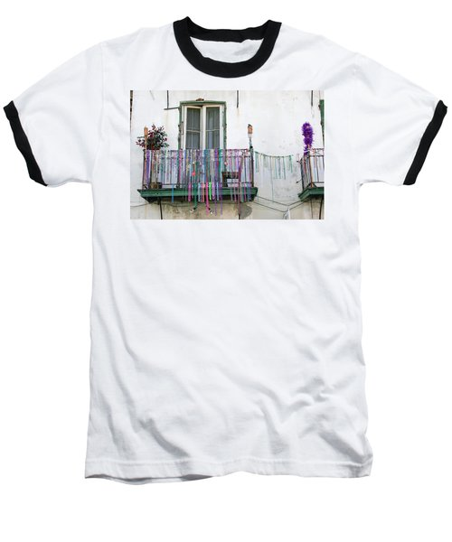 Bead The Porch Baseball T-Shirt