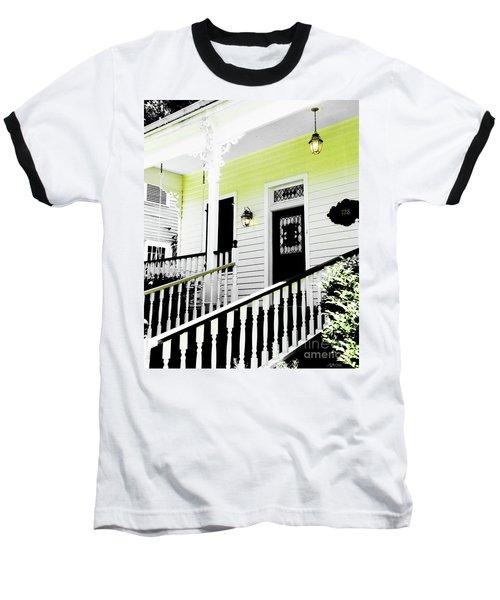 Beauregard Town Baton Rouge Baseball T-Shirt