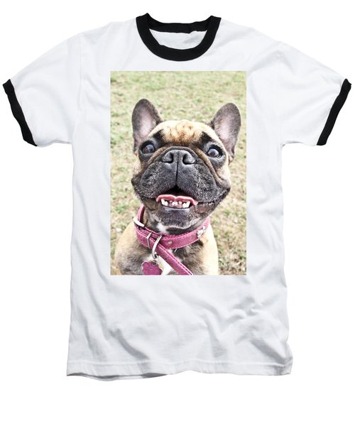 Baseball T-Shirt featuring the photograph Best Friend by Jeannette Hunt