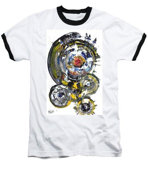 Black And White Shines Brightly  843.120911 Baseball T-Shirt