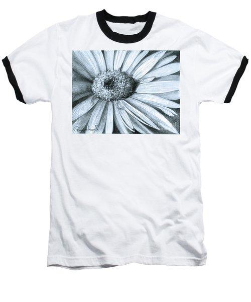 Black White Gerber Baseball T-Shirt
