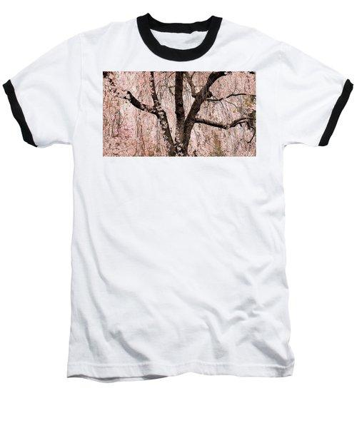 Blossom Rain Baseball T-Shirt